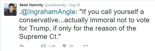Hannity Tweet3